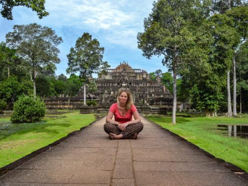 Siem Reap en de trip naar Angkor Wat