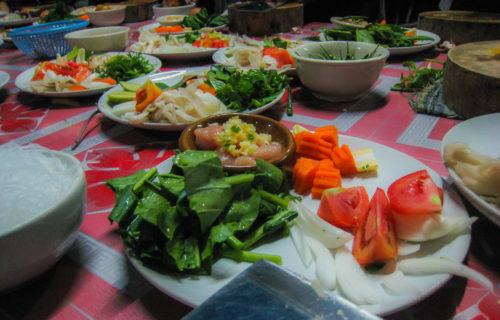 Een kookcursus volgen in Chiang Mai