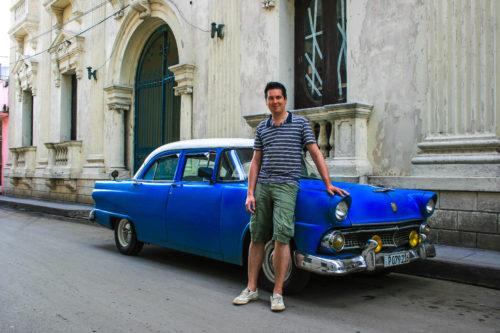 Terug in de tijd in Cuba