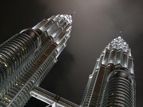 24 uur in Kuala Lumpur