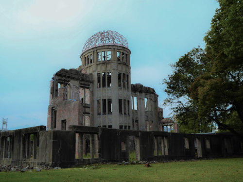 Hiroshima: Treasure every meeting, for it will never recur