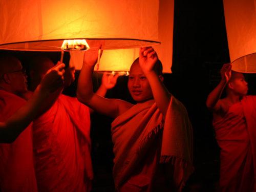 Hét lichtfestival in Thailand: Loi Krathong of Yi Peng?