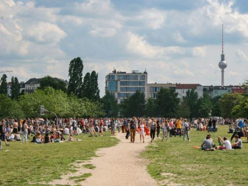 Berlijn: Festivalsferen beleven in het Mauerpark