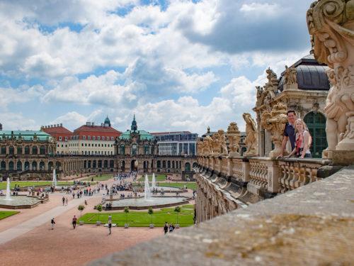 Dresden bezienswaardigheden: Zwinger