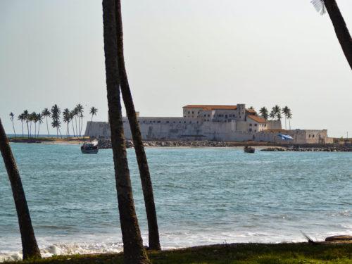 Leer meer over de Ghanese geschiedenis in fort Elmina