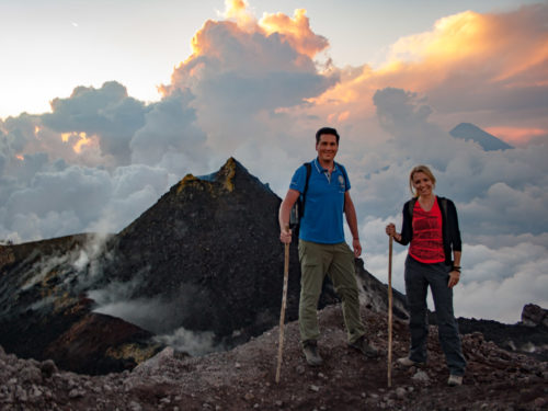 Dagtour: De Pacaya vulkaan in Guatemala beklimmen