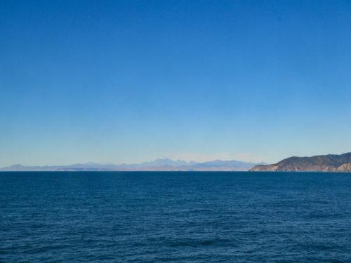 De ferry nemen in Nieuw-Zeeland