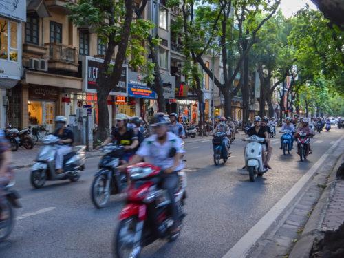 Reisschema Vietnam & Cambodja