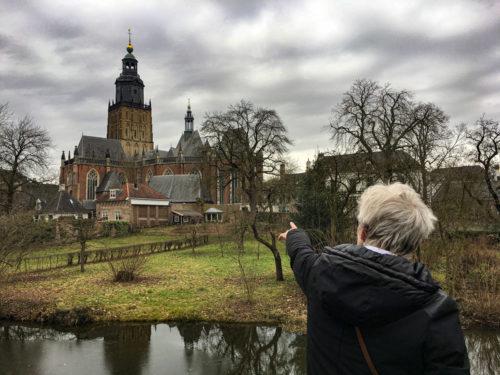 Nederlandse stadswandelingen, een stad ontdekken met een gids is altijd een goed idee!