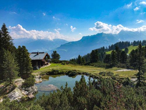 Mayrhofen, Tirol: Oostenrijk in de zomer