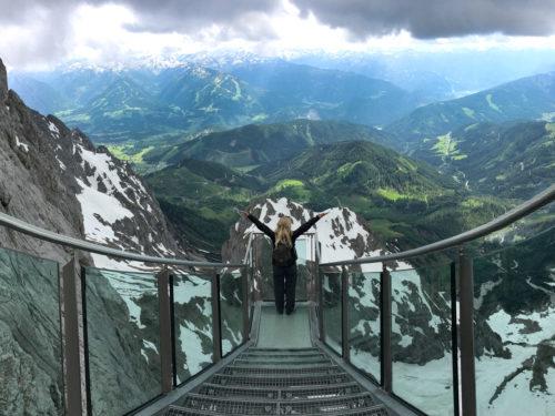 Het mooiste uitzicht van Oostenrijk vind je in Ramsau am Dachstein!