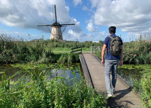 Tips voor een bezoek aan de molens bij Kinderdijk