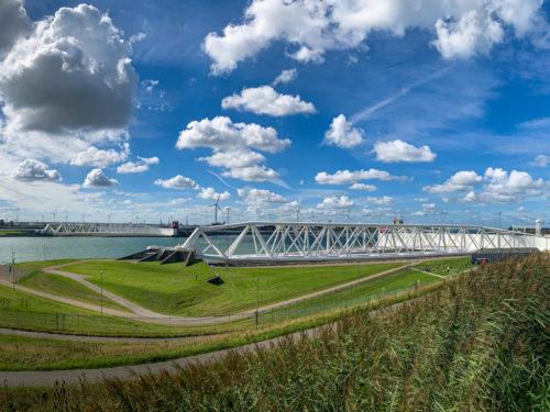 Ontdek Nederland: De Maeslantkering in Zuid-Holland