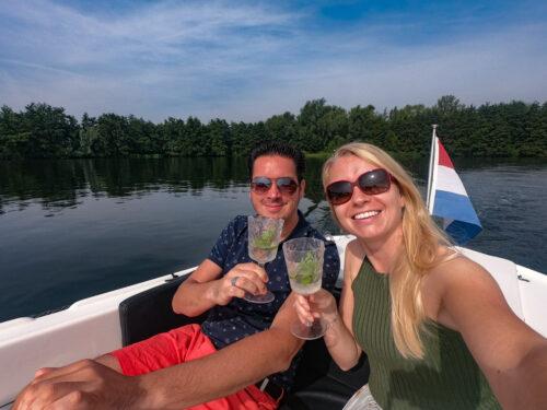 De leukste plekken in Nederland om een bootje te huren!